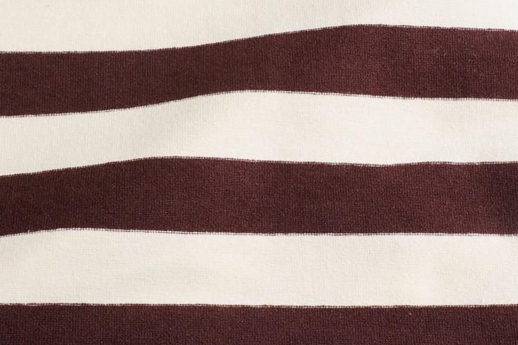 cotton stripe fabric