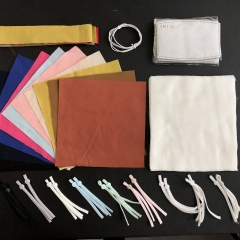 Mask Kit pack- sewing cotton cloth face mask supplies kit