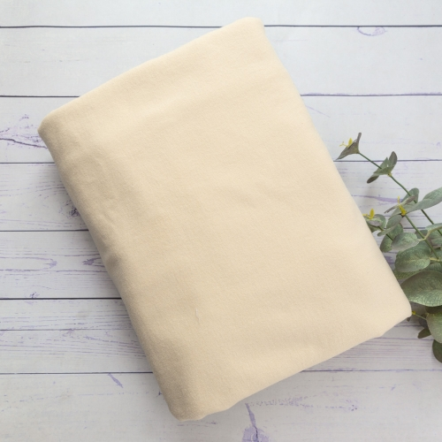 High quality best selling softened cotton flannel fabric for blanket